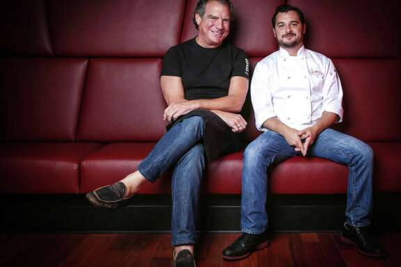 Michael Cordúa, left, and son David Cordúa have closed Amazon Grill on Kirby.