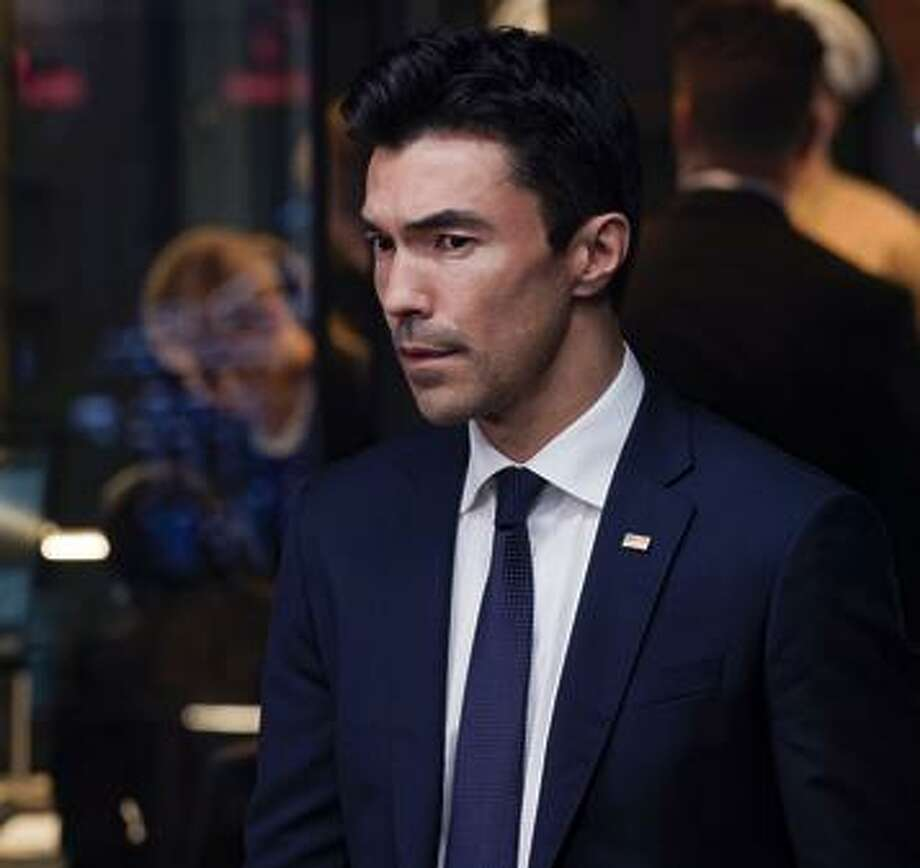 "Anthony Dale in ""Salvation,"" whcih ends Wednesday, Sept. 20. Photo: Ben Mark Holzberg / Ben Mark Holzberg / CBS / ©2017 CBS Broadcasting Inc. All Rights Reserved."