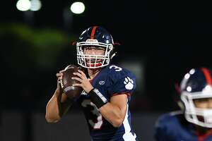 In the first three games of his senior season, Rancho Cotate quarterback Jake Simmons has thrown for more than 1,000 yards and 11 touchdowns for the unbeaten Cougars.