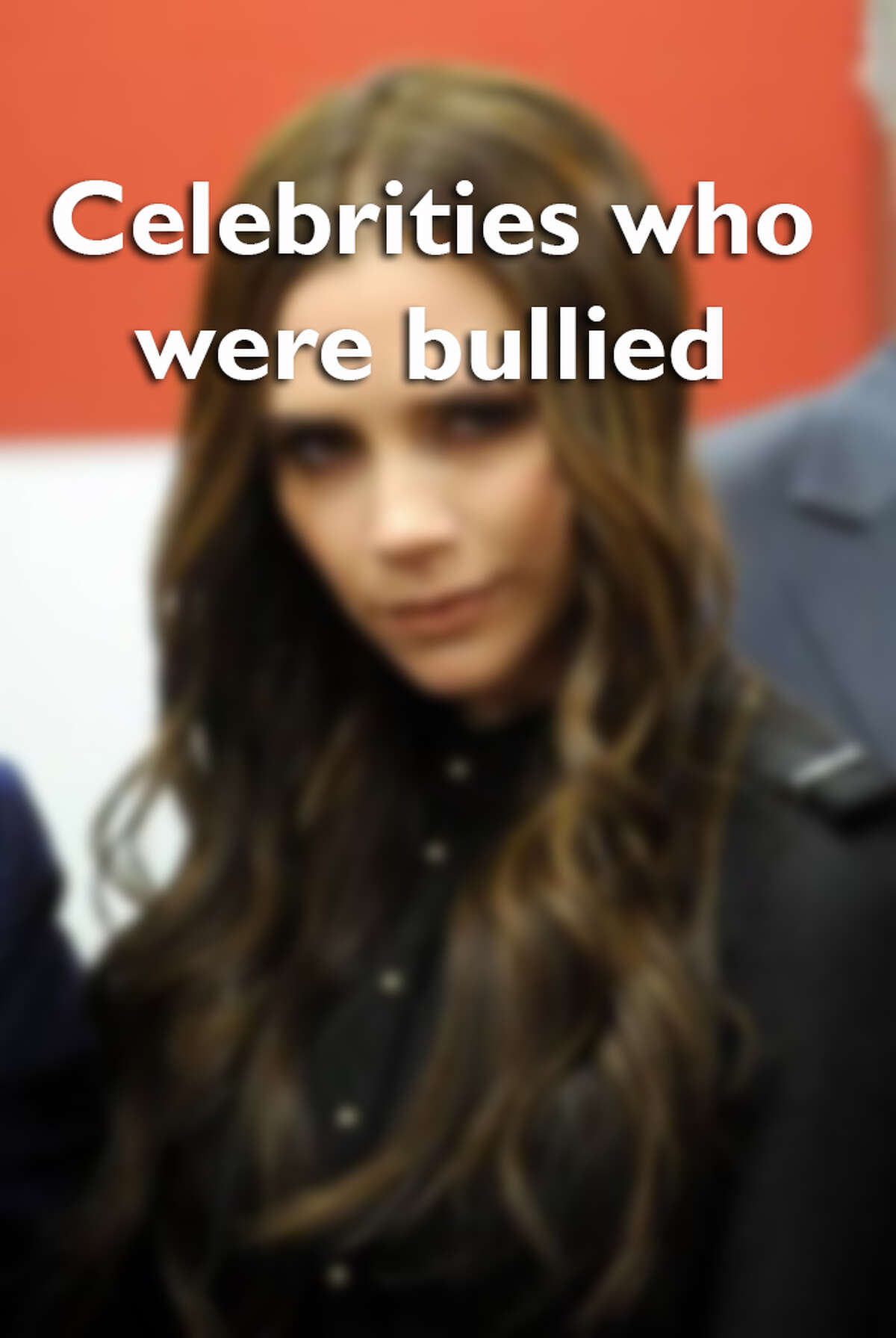 Swipe through to see photos and stories of celebrities who were bullied when they were young.