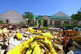 The Pearl Fincher Museum of Fine Arts is working to clean up after extensive flood damage it suffered during Hurricane Harvey. The Pearl will be closed until repairs are complete.