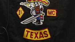 File photo of Bandidos' colors.