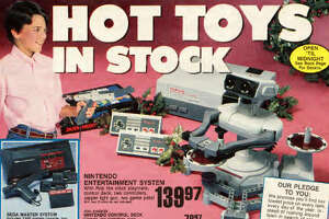 A user on the website Archive.org has scanned in a 1987 circular from the holiday season that year, filled with toys that would make millennials swoon for their long-gone childhoods.