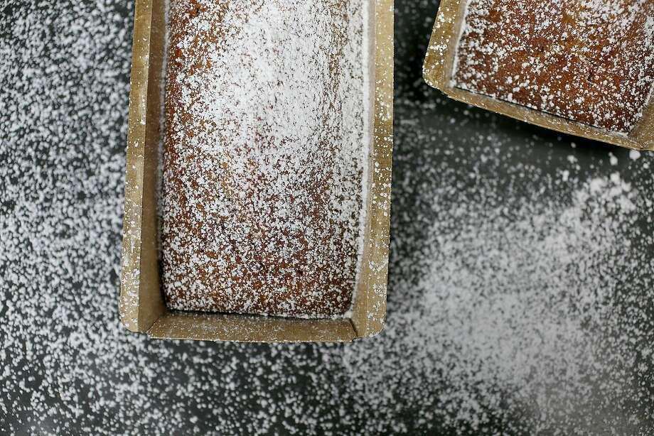 Honey cakes at Frena Bakery. Photo: Liz Hafalia, The Chronicle