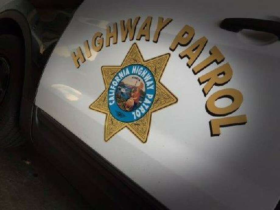 A CHP officer was struck and killed while riding to work Tuesday in San Martin, officials said. Photo: CHP / /
