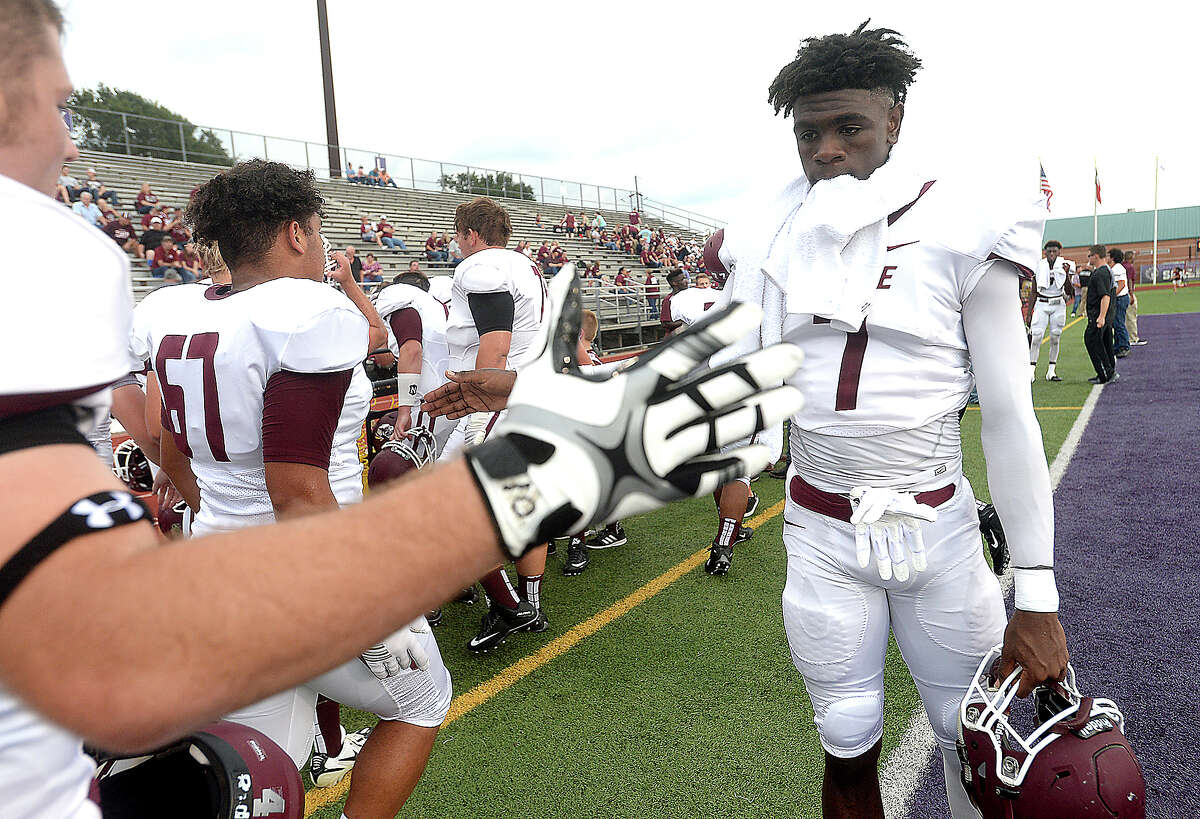 Kalon Barnes School: Silsbee Position: WR Notes: Barnes returned two punts for touchdowns - from 70 and 55 yards - in Silsbee's 40-15 victory over Bridge City.