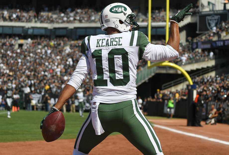 32. New York Jets (0-2)Previous: 32At least former Seahawk Jermaine Kearse (11 receptions, 123 yards, two touchdowns in two games) has been a positive for the dreadful Jets. Photo: Thearon W. Henderson/Getty Images