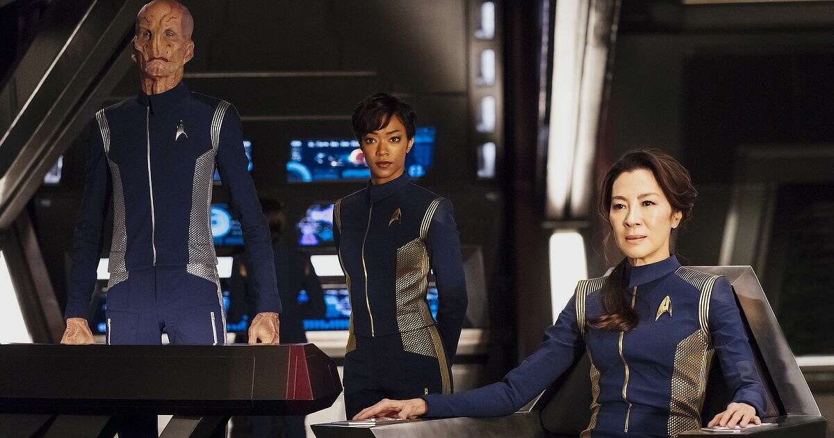Star Trek: Discovery: September 24 The newest chapter of the Star Trek saga focuses on the adventures of Michael Burnham, first officer of the USS Shenzhou, and the first human to attend the Vulcan Learning Center and Vulcan Science Academy. The series will debut on CBS before moving to CBS All Access, the network's paid subscription service. (CBS All Access)