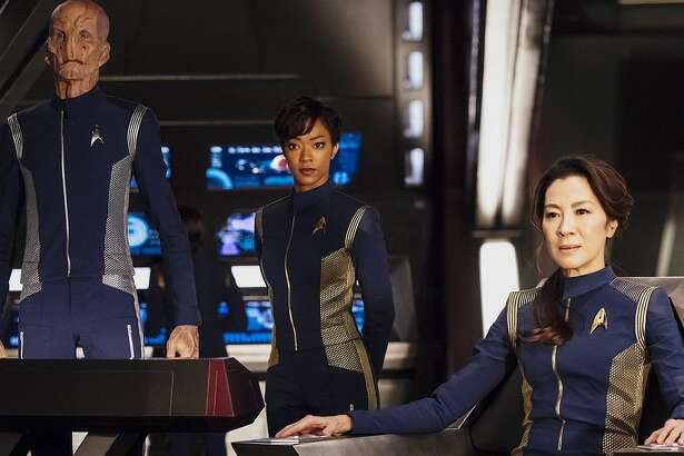 Star Trek: Discovery: September 24   The newest chapter of the Star Trek saga focuses on the adventures of Michael Burnham, first officer of the USS  Shenzhou , and the first human to attend the Vulcan Learning Center and Vulcan Science Academy. The series will debut on CBS before moving to CBS All Access, the network's paid subscription service. (CBS All Access)