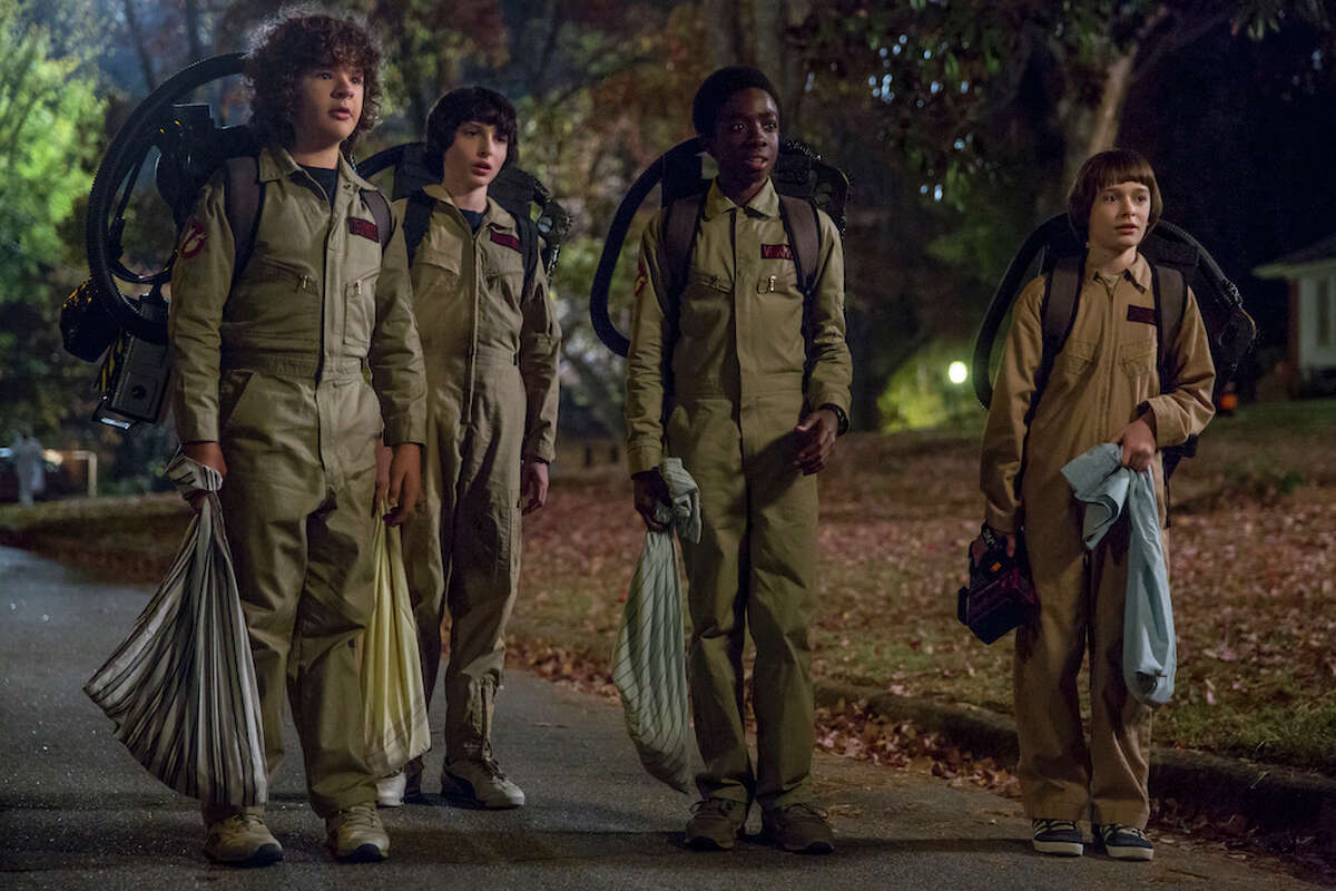 Stranger Things: October 27 Netflix's surprise hit returns to explore the bigger mythology surrounding Will's disappearance into the