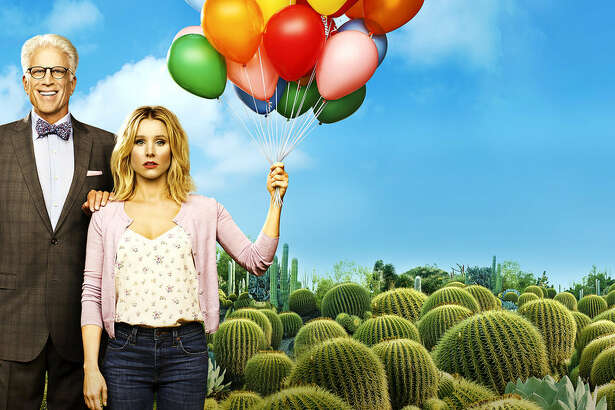 The Good Place: September 20   This surprisingly clever comedy follows Eleanor Shellstrop (Kristen Bell,  House of Lies ,  Veronica Mars ), an ordinary woman who enters the afterlife, and thanks to some kind of error, is sent to the Good Place instead of the Bad Place (which is definitely where she belongs). While hiding in plain sight from Michael (Ted Danson,  Cheers,   CSI ), the wise architect of the Good Place (who doesn't know he's made a mistake), she's determined to shed her old way of living and earn her spot. The first season featured surprise after surprise and twist after twist, all leading to a world-upending finale that throws everything up in the air for season two. (NBC)