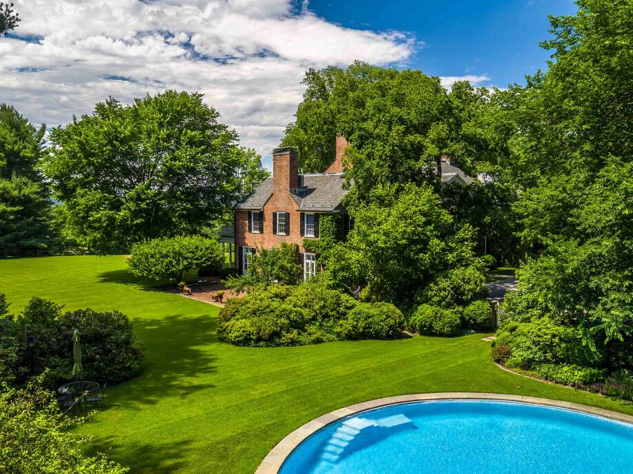 180 Bedford Rd., Sleepy Hollow, NY 10591The former home of David Rockefeller, grandson oil magnate John D. Rockefeller, is on the market for $22M.toptenrealestatedeals.com Photo: Houlihan Lawrence Realty