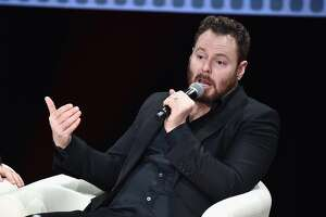 NEW YORK, NY - SEPTEMBER 19:  Entrepreneur and philanthropis Sean Parker speaks onstage during Global Citizen: Movement Makers at NYU Skirball Center on September 19, 2017 in New York City.  (Photo by Theo Wargo/Getty Images for Global Citizen)