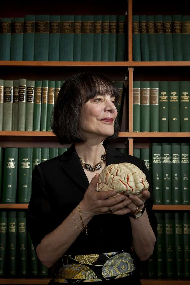 Carol Dweck received the Yidan Prize for her work focusing on at-risk children. Photo: Beck Diefenbach, Special To The Chronicle