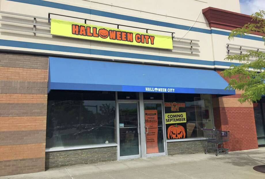 2351 Summer St.: In a sure sign of fall's arrival, Halloween City will open Friday in Ridgeway Shopping Center. The store, an affiliate of Party City, will be open 9 a.m. to 7 p.m. until Oct. 1, when hours extend to 10 a.m. to 10 p.m. The seasonal Halloween costume and supply store will close on Nov. 1. Photo: Nora Naughton / Hearst Connecticut Media / Stamford Advocate