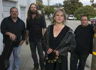 Carie and the Soul Shakers perform at the Bay Area Blues Festival