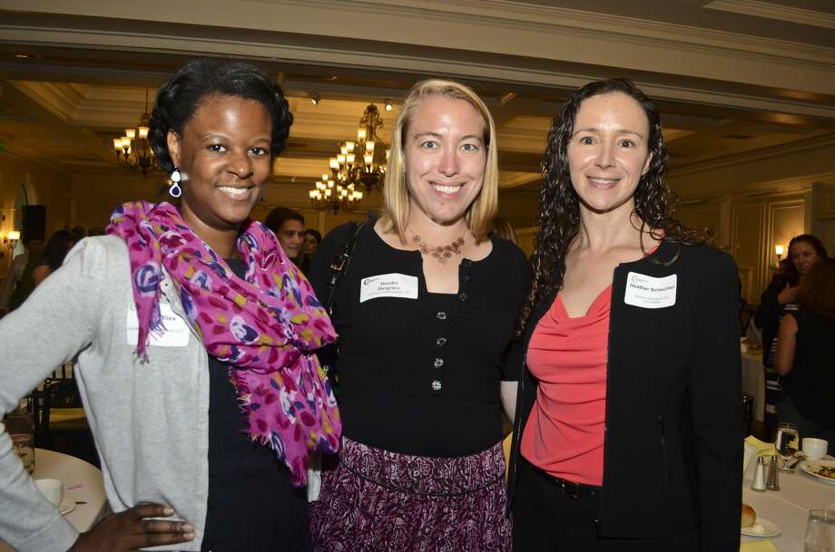 Were you Seen at the Capital Region Chamber's Women of Excellence Unplugged event, presented by the Women's Business Council, at Glen Sanders Mansion in Scotia on Sept. 19, 2017? Photo: Colleen Ingerto / Women@Work