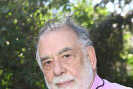"Francis Ford Coppola, author of ""Live Cinema and Its Techniques."""