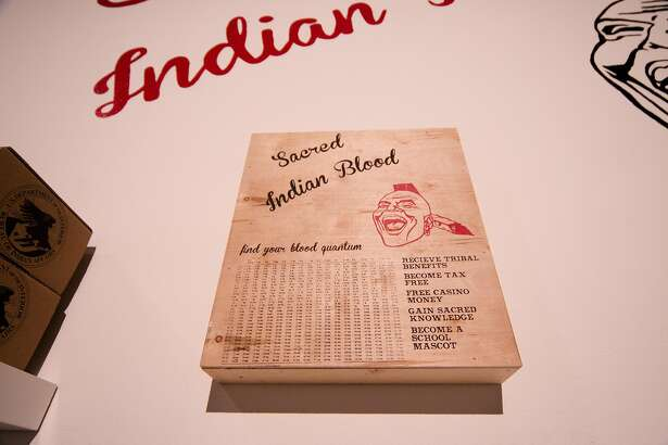 """Sacred Indian Blood"" by�Keith Secola"