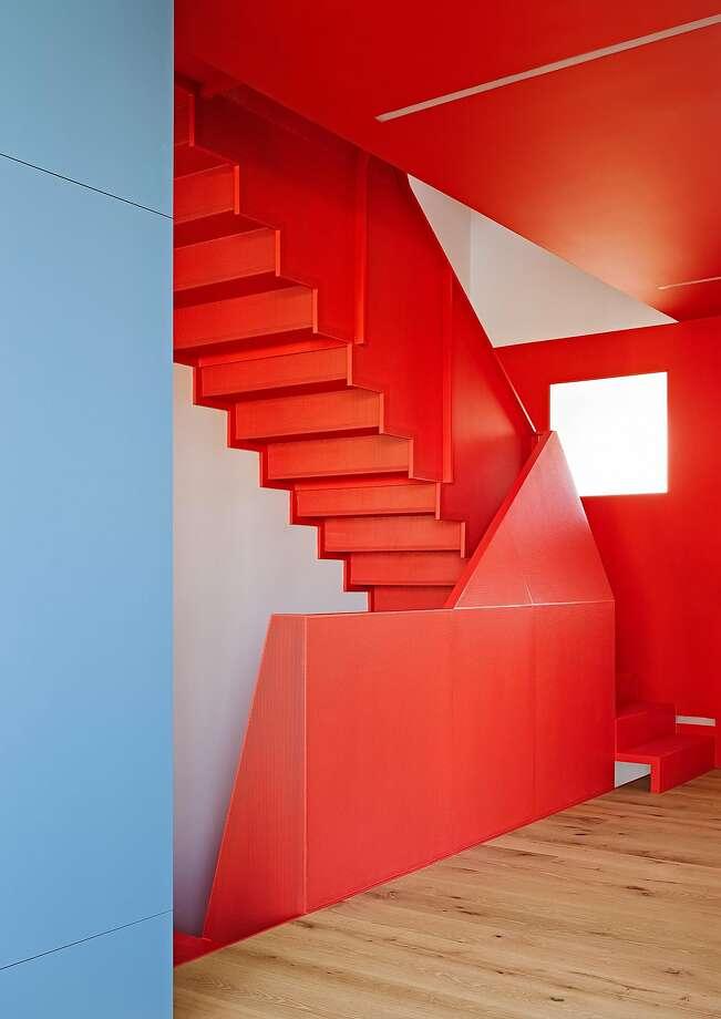 Cut Out House by Fougeron Architecture. Photo: Joe Fletcher