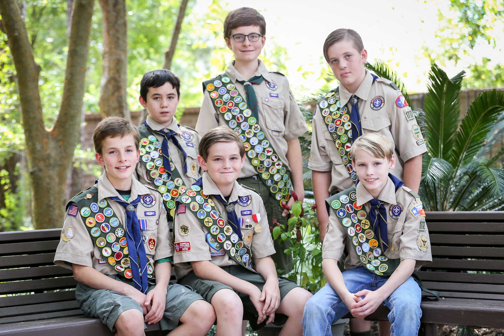 Boy Scouts of America invites boys and girls to join Cub Scouts