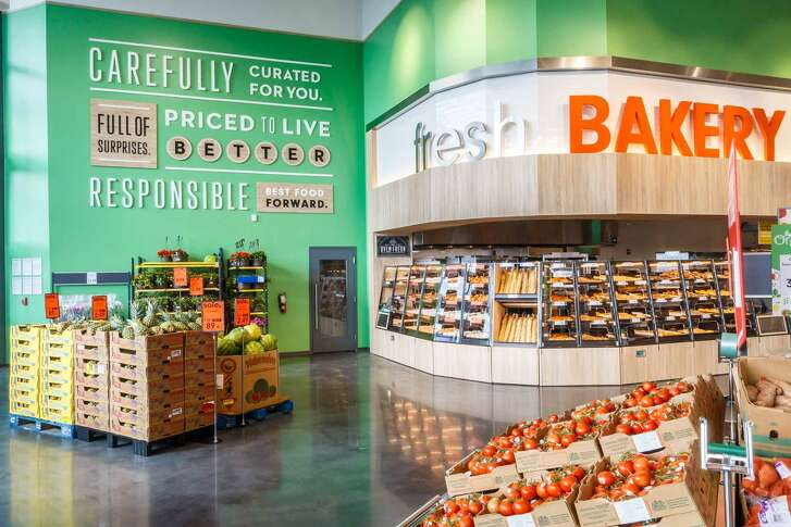 German supermarket chain Lidl will open its first San Antonio store on the city's Far West Side, CBRE Group Inc. said Tuesday.