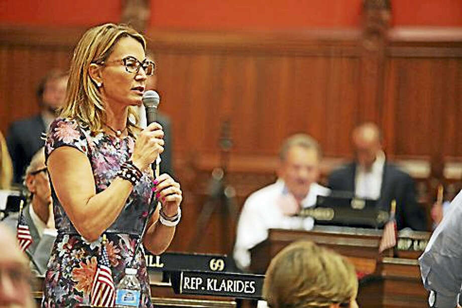 House Minority Leader Themis Klarides, R-Derby Photo: Christine Stuart / Ctnewsjunkie
