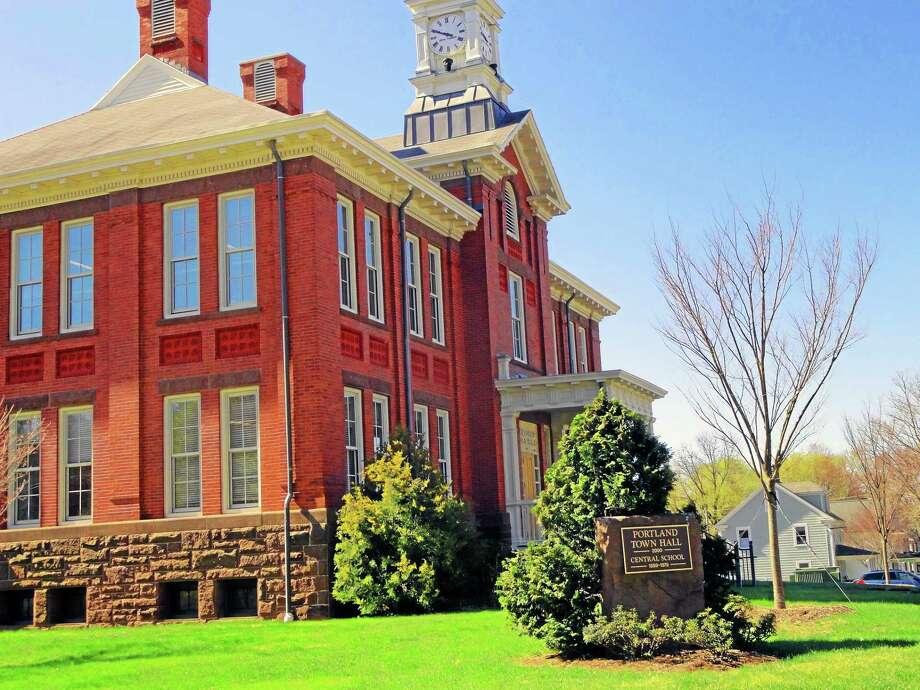 Portland Town Hall Photo: File Photo