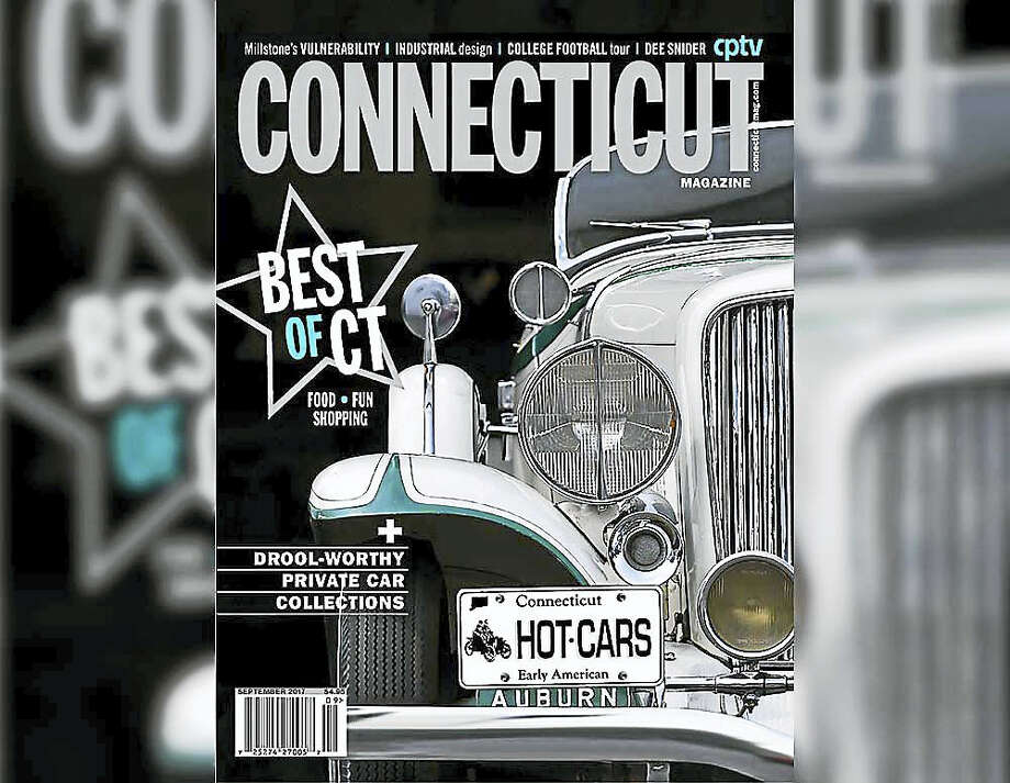 Connecticut Magazine cover image Photo: Digital First Media