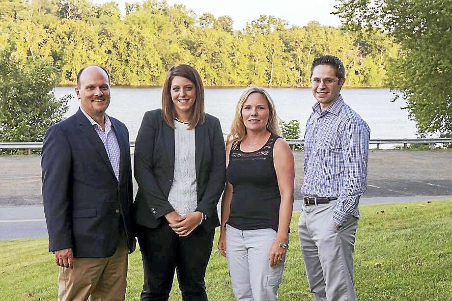 Mike Camilleri, Lindsey Merli, Celina Kelleher and Jeff Matrullo are running for the Cromwell Board of Education on the GOP ticket on election day. Photo: Courtesy Cromwell Republicans