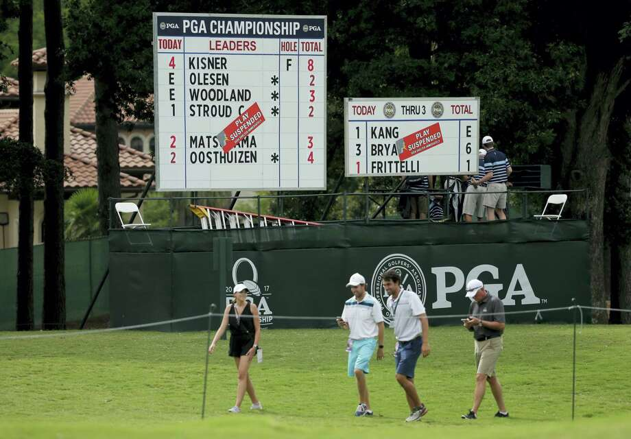 The PGA championship will move from August to May starting in 2019. Photo: The Associated Press File Photo  / Copyright 2017 The Associated Press. All rights reserved.