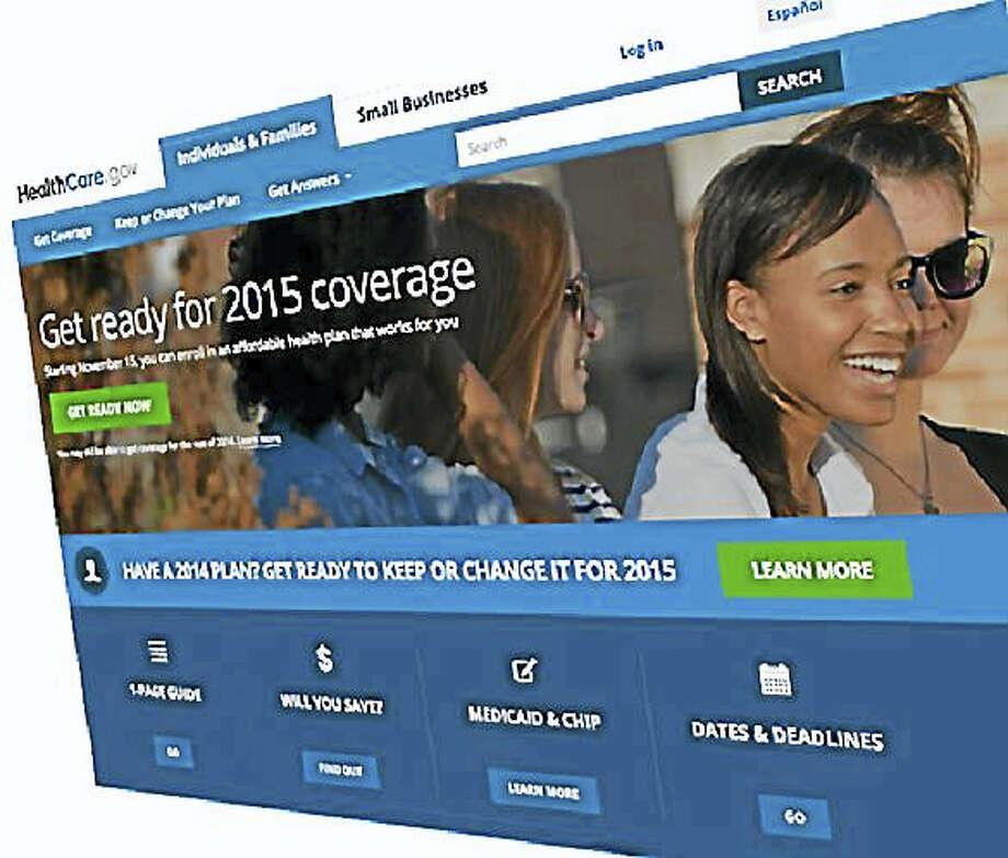 Healthcare.gov Photo: Healthcare.gov