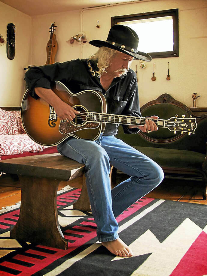 Folk music icon Arlo Guthrie is coming to the Warner Theatre on Sept. 16. Photo: Contributed Photo