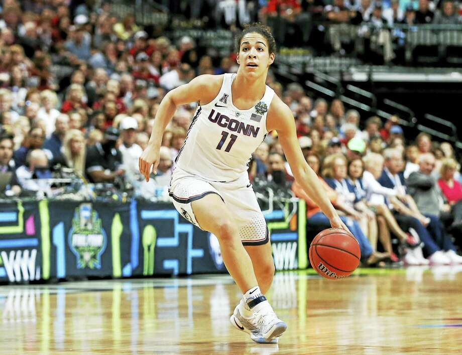UConn guard Kia Nurse. Photo: The Associated Press File Photo  / Copyright 2017 The Associated Press. All rights reserved.