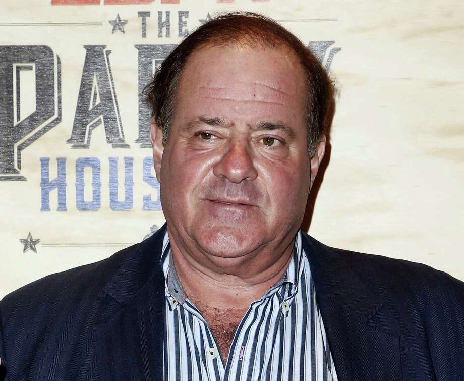 In this Feb. 3, 2017, file photo, Chris Berman attends ESPN: The Party 2017, in Houston. Connecticut officials are investigating a restaurant where authorities say the wife of longtime ESPN broadcaster Chris Berman had lunch before she died in a car crash. A state Department of Consumer Protection spokeswoman said Tuesday, Aug. 15, 2017, that the state Liquor Control Commission's investigation into the Good News Cafe in Woodbury, Conn., opened after the agency received information regarding the serving of alcohol to 67-year-old Katherine Berman. The Cheshire woman was killed May 9. Photo: John Salangsang/Invision/AP, File  / 2017 Invision