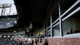 "Giants executive Brian Sabean (right) said, ""Whatever culture we created, whatever atmosphere, that window is closed."""