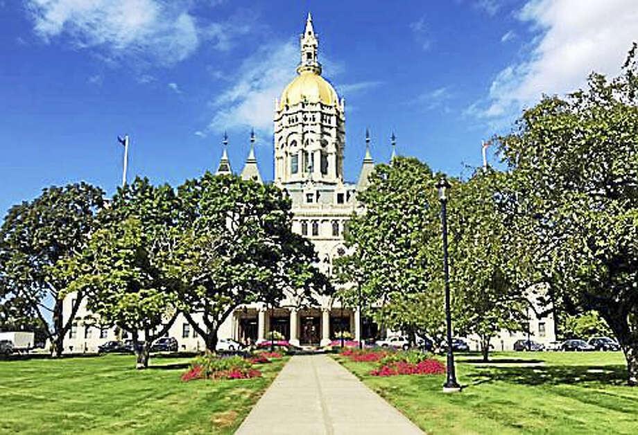 State capitol Photo: CTNewsJunkie File Photo