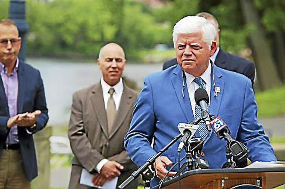 U.S. Rep. John B. Larson Photo: Christine Stuart / Ctnewsjunkie
