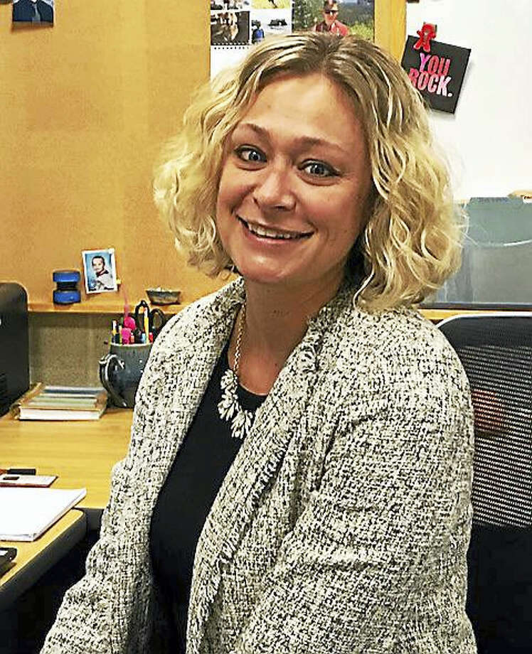 Krista Bauchman is the new principal of Old Saybrook Middle School. Photo: Courtesy Old Saybrook Schools