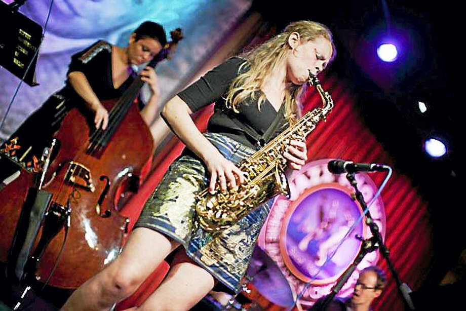 The Summer Jazz Series at the Palace Theater Poli Club concludes with the Caroline Davis Quartet on Friday Aug. 18 at the Palace Theater Poli Club. Photo: Photo By John Broughton   / copyright:  John Broughton