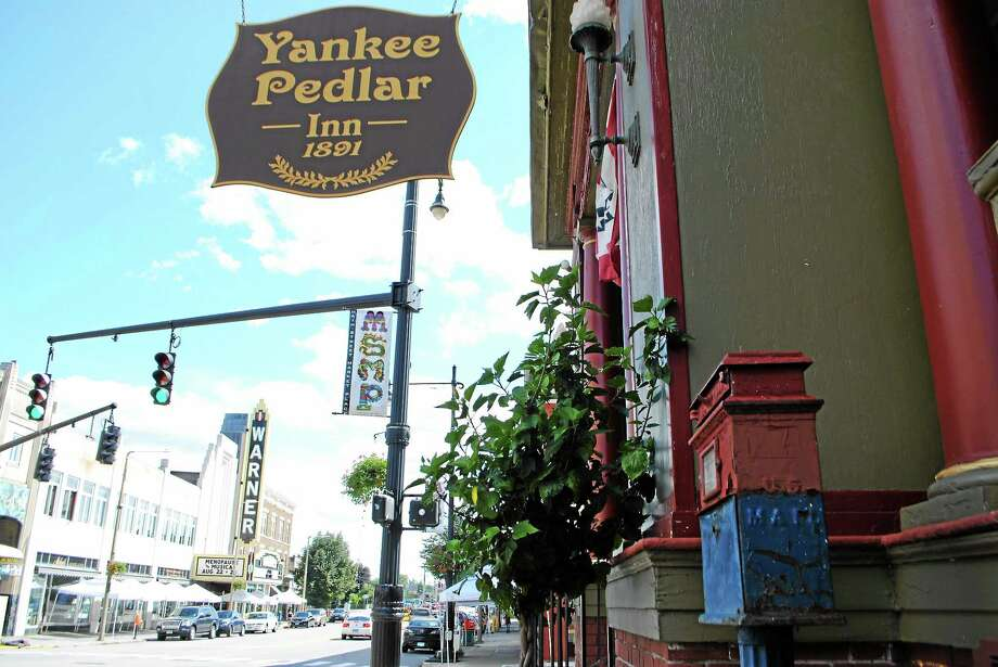The Yankee Pedlar Inn Photo: Register Citizen File Photo