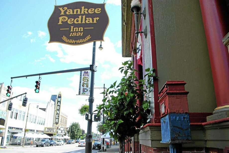The Yankee Pedlar Inn Photo: Register Citizen File Photo
