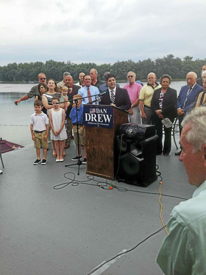 Middletown Mayor Dan Drew announced he will run for Connecticut governor July 12. Photo: File Photo