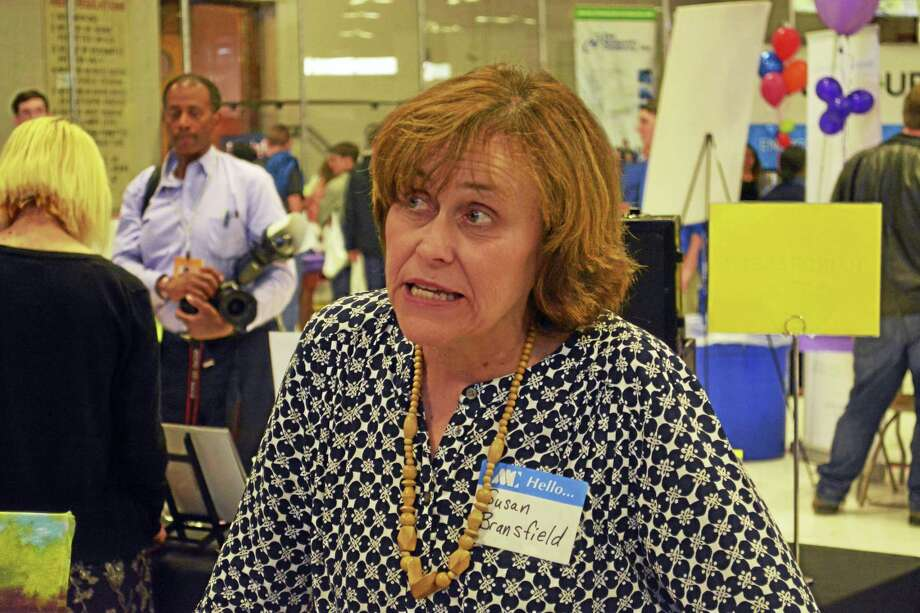 Portland First Selectwoman Susan Bransfield Photo: File Photo