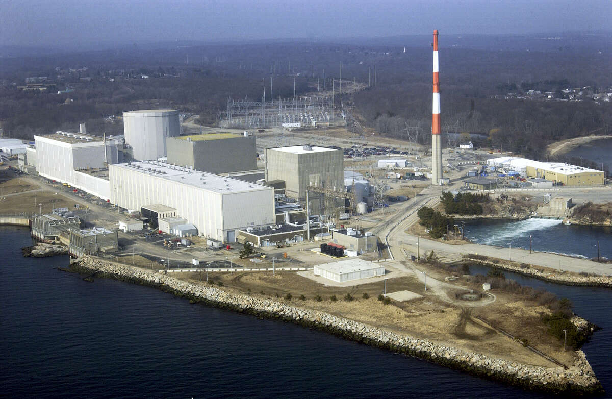 The Millstone Nuclear Power Station in Waterford, Conn. Owners of the facility said they still want more than a study of the facility's future economic viability to ensure the plant remains open and continues providing more than half of Connecticut's electricity. They contend state lawmakers, who have been meeting behind closed doors during the summer of 2017 to hammer out a budget deal, must take prompt action.
