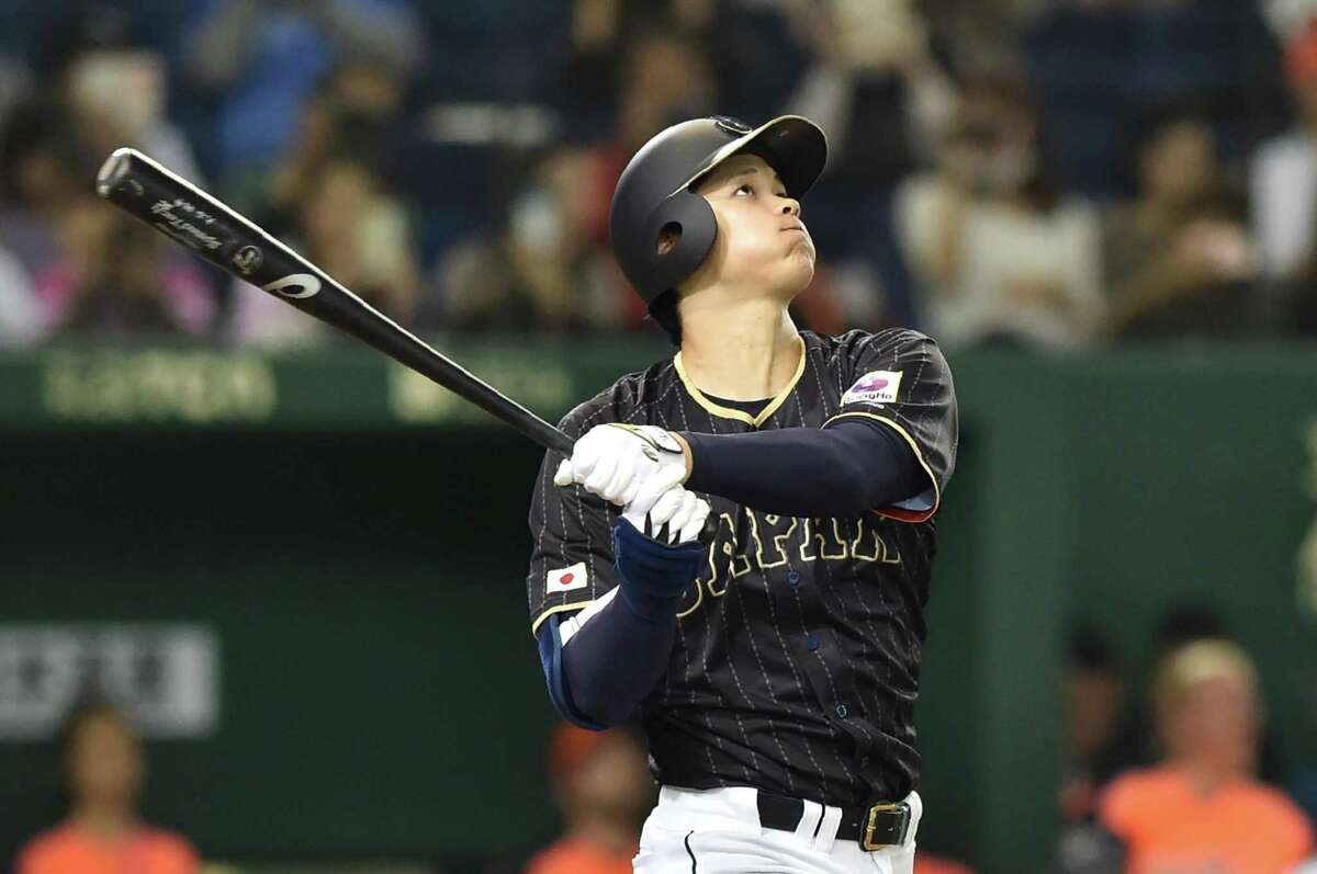 Shohei Otani: At 23, he is a rock-star revelation in Japan - the best pitcher and hitter in that country. Batting lefty, he has belted 500-foot home runs. Throwing right-handed, he has reached 102 mph on the radar gun. He hasn't confirmed reports that he wants to join the major leagues next year. Financially, it would cost him dearly; if he were to wait two years, he could sign a free-agent contract in the $200 million range. For this coming season, teams would have to pay a $20 million posting fee, and he likely would play for the minimum salary around $545,000. For the actual signing, teams have about a $10 million limit for international spending. The Giants have only $300,000 at their disposal (having surpassed their international limit in 2015), compared with $3 million-$4 million for a few other clubs. But that's chump change. Otani is likely to choose the setting he most prefers, money aside. In the American League, he could fit into a designated-hitter slot on the days he doesn't pitch. But San Francisco can't be ruled out altogether.