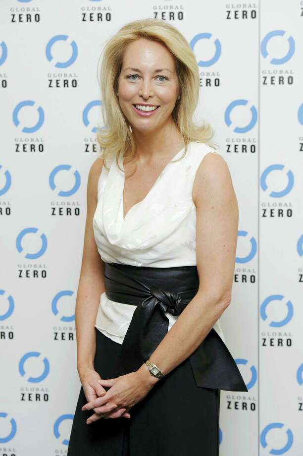 In this June. 21, 2011, file photo, former U.S. CIA Operations Officer Valerie Plame Wilson arrives for the UK film premiere of Countdown to Zero in London. Wilson launched an online fundraiser on Aug. 18, 2017, looking to crowdfund enough money to buy Twitter so President Donald Trump can't use it. Photo: AP Photo/Jonathan Short, File   / AP2011
