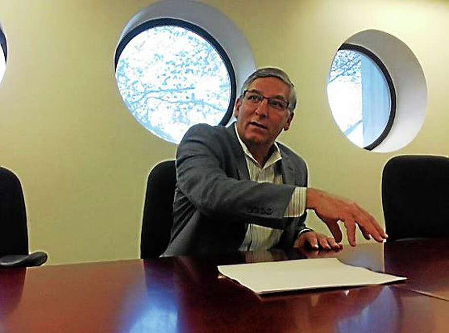State Minority Leader Leonard Fasano Photo: Journal Register Co.
