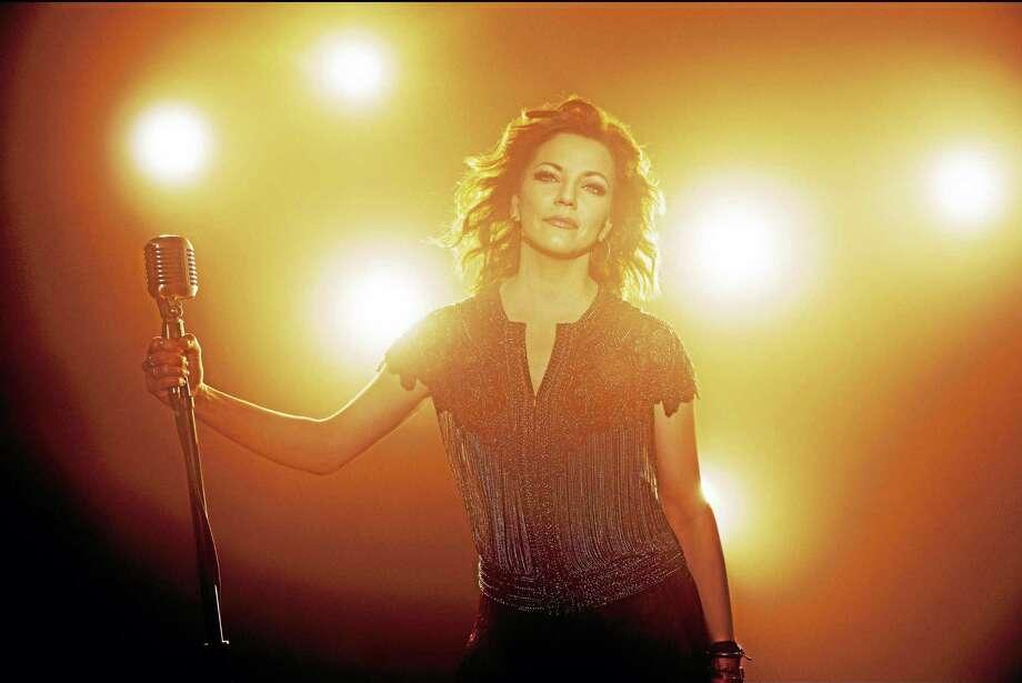 Country superstar Martina McBride is scheduled to perform at the Warner Theatre on Sept. 14. Photo: Contributed Photo