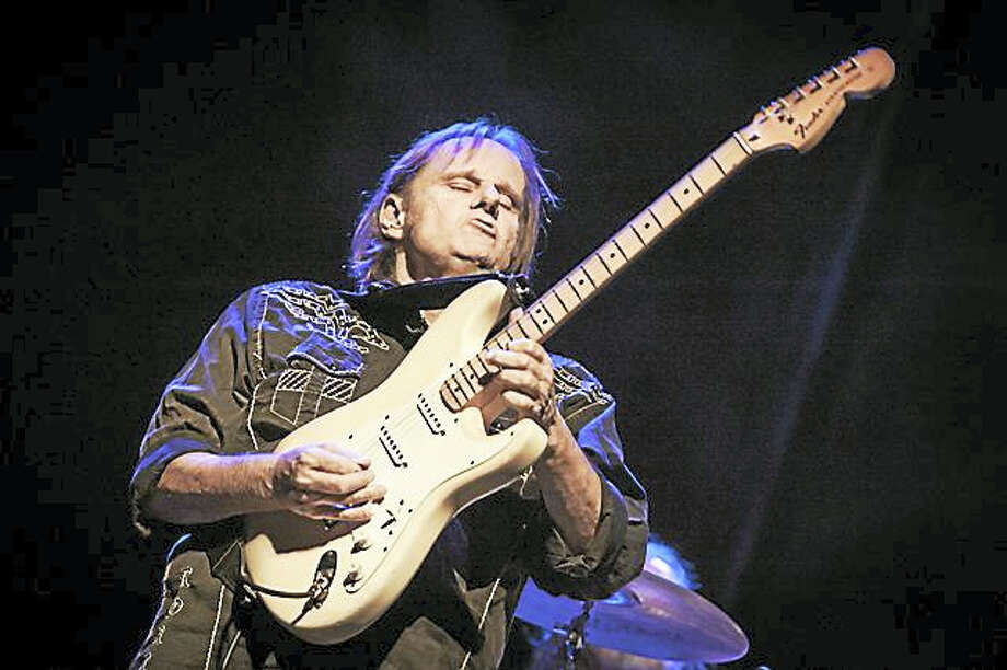 Headliner Walter Trout will close the 2 Left Feet Blues Festival this weekend in Simsbury. Photo: Photo By Domenic Forcella  / Copyright Marco van Rooijen - All rights reserved!
